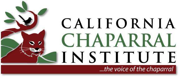 California Chaparral Institute Blog